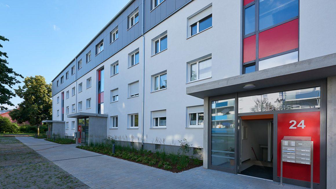 FSB Belchenstraße Freiburg